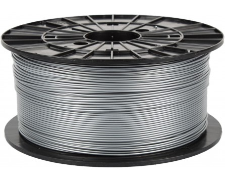 ABS - silver (1,75 mm; 1 kg)