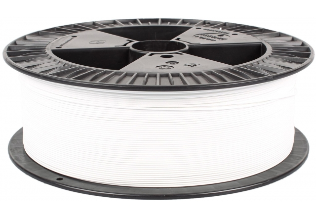 PETG - white (1,75 mm; 2 kg)