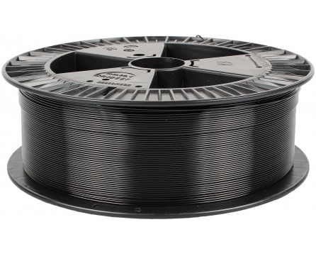 PETG - black (1,75 mm; 2 kg)