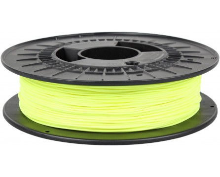 TPE 32 RubberJet Flex - fluorescent yellow (1,75 mm; 0,5 kg)