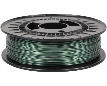 TPE 88 RubberJet Flex - metallic green (1,75 mm; 0,5 kg)
