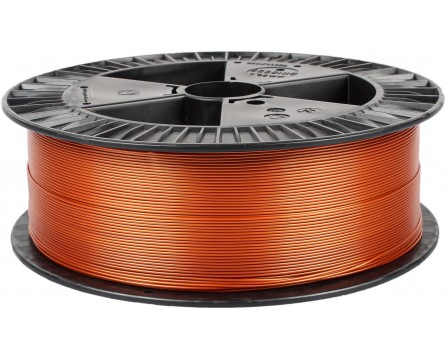 PLA - copper (1,75 mm; 2 kg)