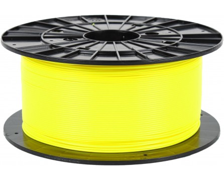 PLA - fluorescent yellow (1,75 mm; 1 kg)