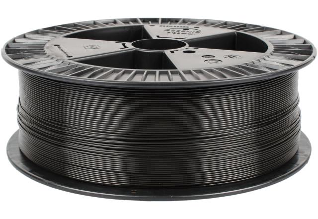 PLA - black (1,75 mm; 2 kg)