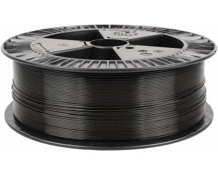 PLA - black (1,75 mm; 2 kg)