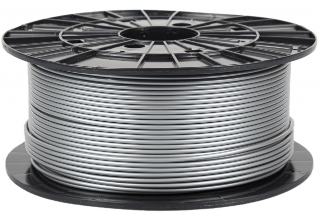 PLA - silver (2,90 mm; 1 kg)