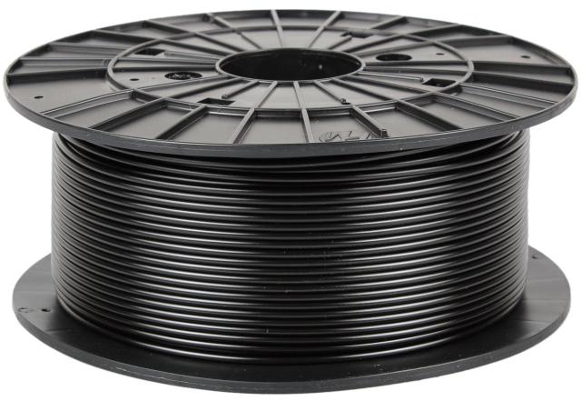PLA - black (2,85 mm; 1 kg)