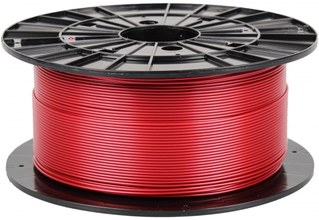 PLA - pearl red (1,75 mm; 1 kg)