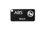 Sample ABS - black (1,75 mm; 10 m)