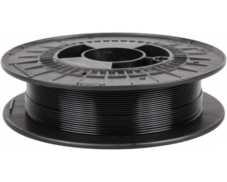 PETG - transparent black (1,75 mm; 0,5 kg)