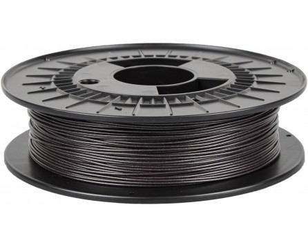 PLA - graphite black (1,75 mm; 0,5 kg)
