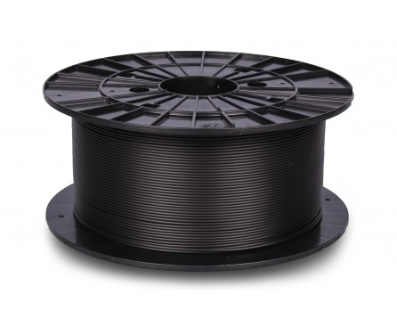 PLA+ - black (1,75 mm; 1 kg)
